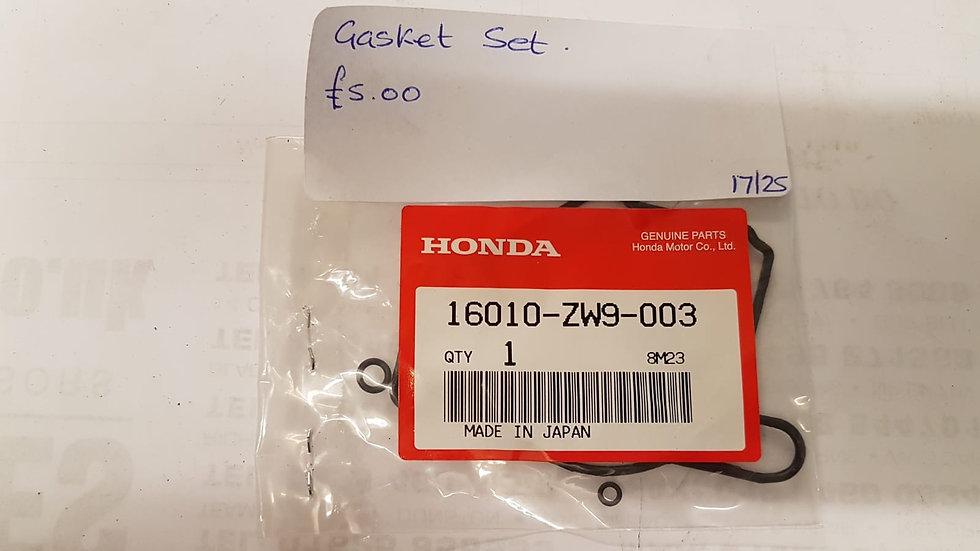 Honda Gasket Set 16010-ZW9-003