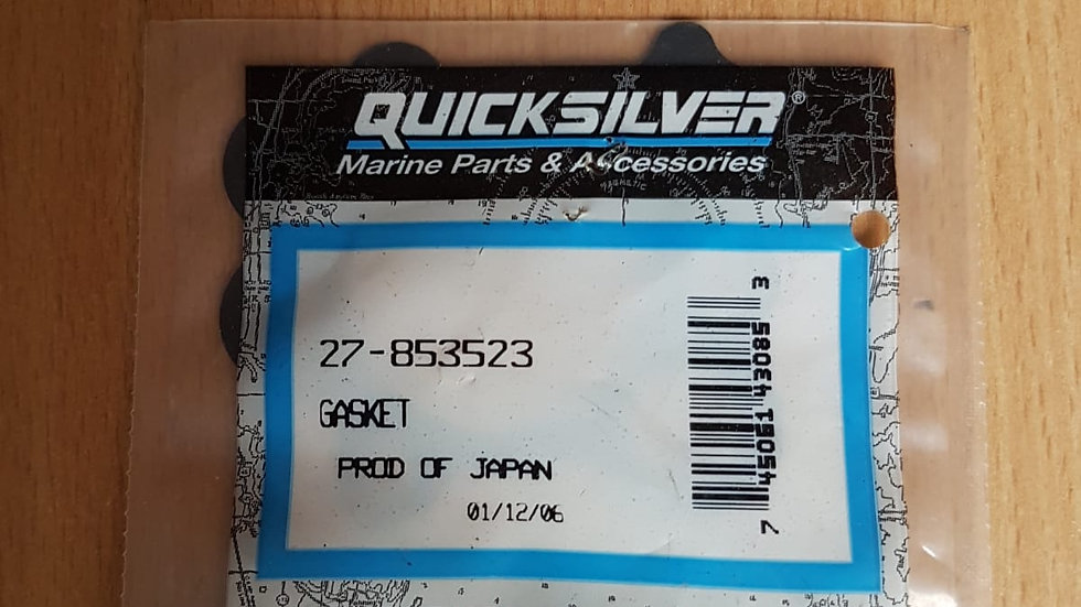 Quicksilver Gasket 27-853523
