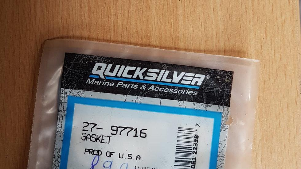 Quicksilver Gasket 27-97716