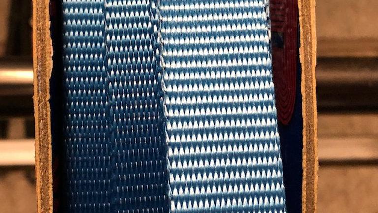 Webbing Blue