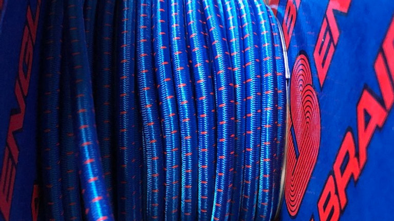 Shockcord Blue/Red