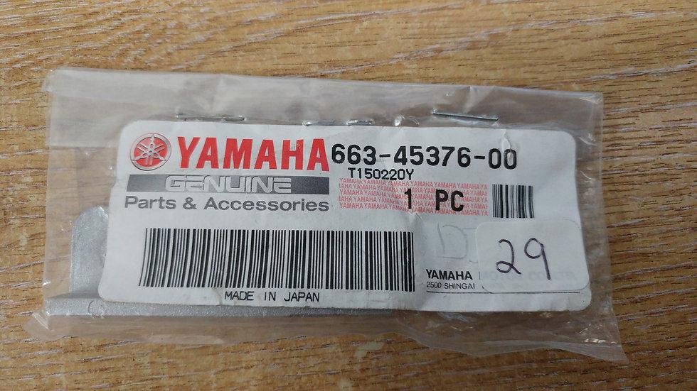Yamaha Seal Guide Damper 663-45376-00