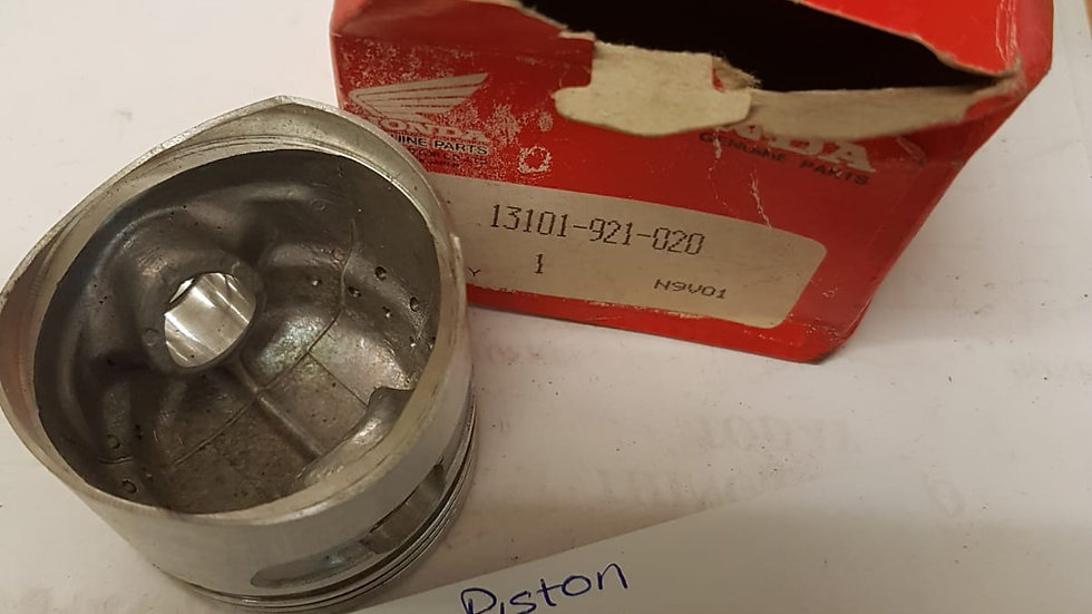 Honda Piston 13101-921-020
