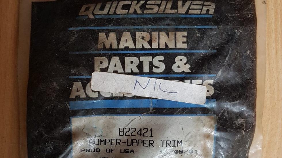 Quicksilver Upper Trim Bumper 822421