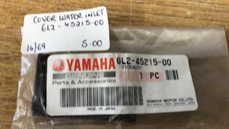 Yamaha Water Inlet Cover 6L2-45215-00