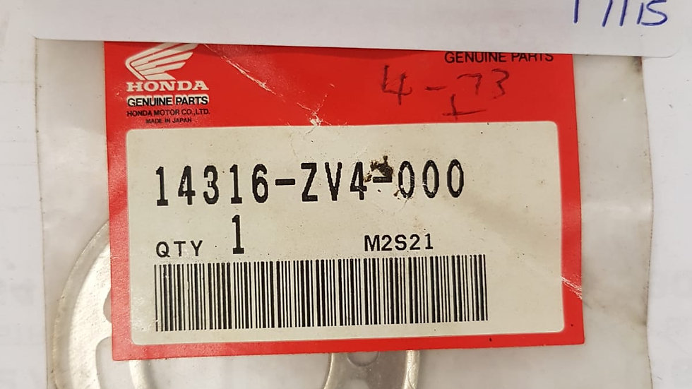 Honda Timing Flange 14316-ZV4-000