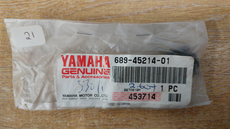 Yamaha Inlet Water Cover 689-45214-01
