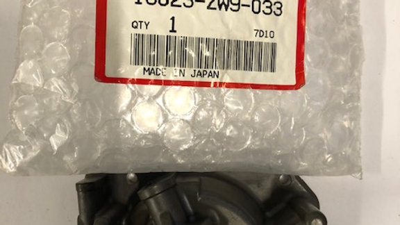 Honda Chamber Set, Float 16023-ZW9-033