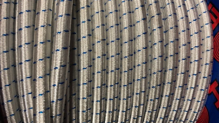Shockcord White/Blue