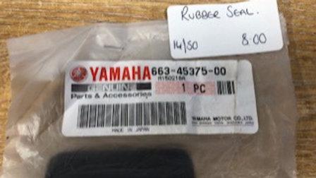 Yamaha Rubber Seal 663-45375-00