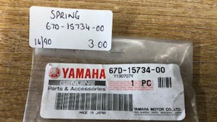 Yamaha Spring 67D-15734-00