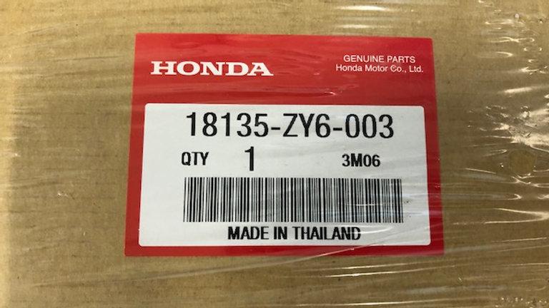 Honda Gasket 18135-ZY6-003