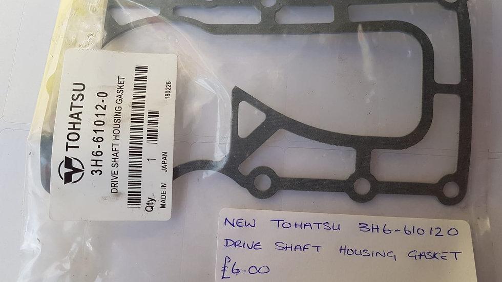 Tohatsu Drive Shaft Housing Gasket 3H6-610120-0