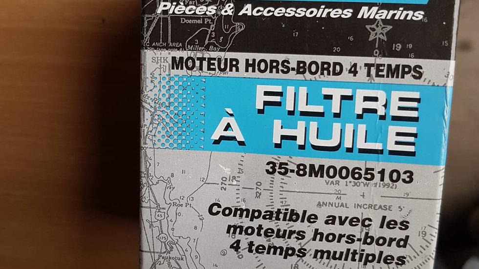 Quicksilver Oil Filter 35-8M0065103