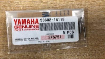 Yamaha Bearing Needles 93602-14118