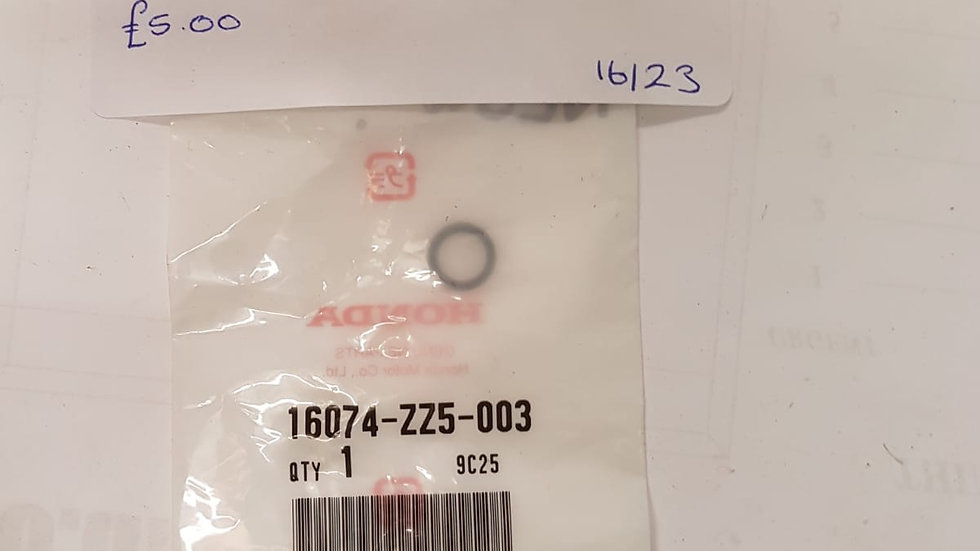 Honda O-Ring 16074-ZZ5-003