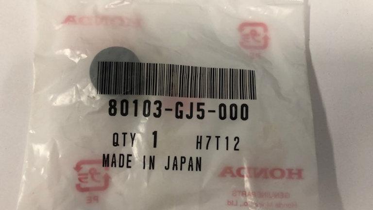 Honda Grommet 80103-GJ5-000