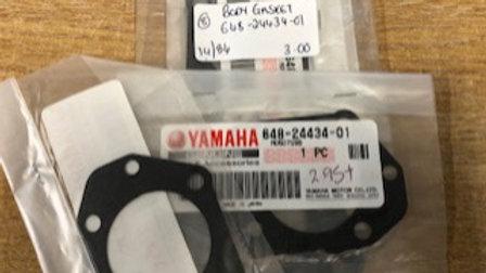 Yamaha Body Gasket 648-24434-01