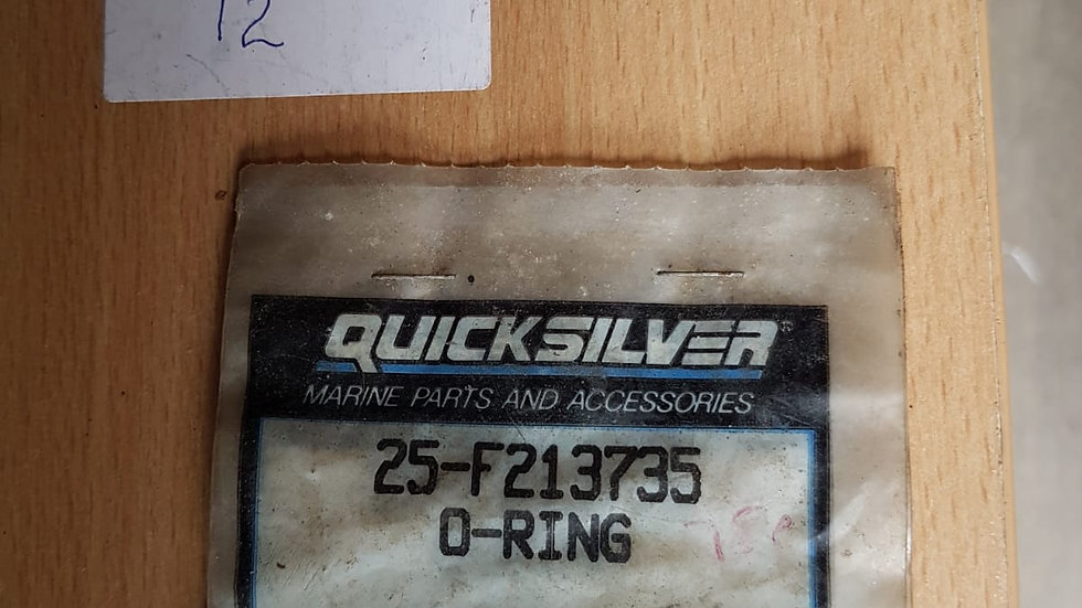 Quicksilver O-Ring 25-F213735