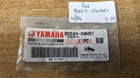 Yamaha Pin 90243-04M01