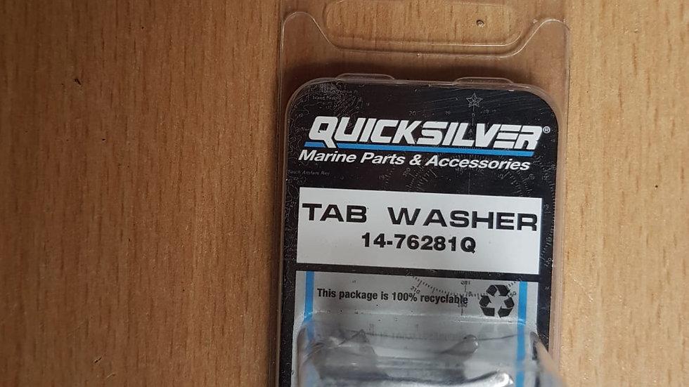 Quicksilver Tab Washer 14-76281Q