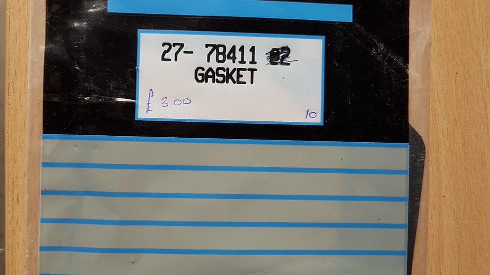 Quicksilver Gasket 27-78411