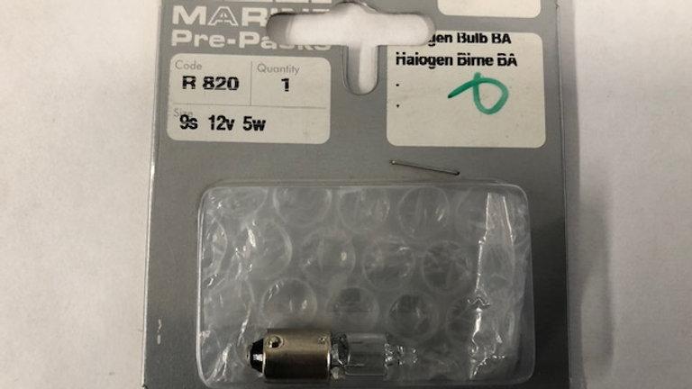 Bayonet Halogen bulb