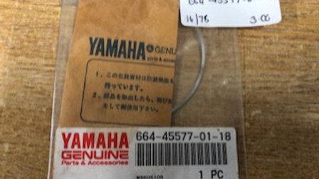 Yamaha Lower Casing Shim 664-45577-01-18