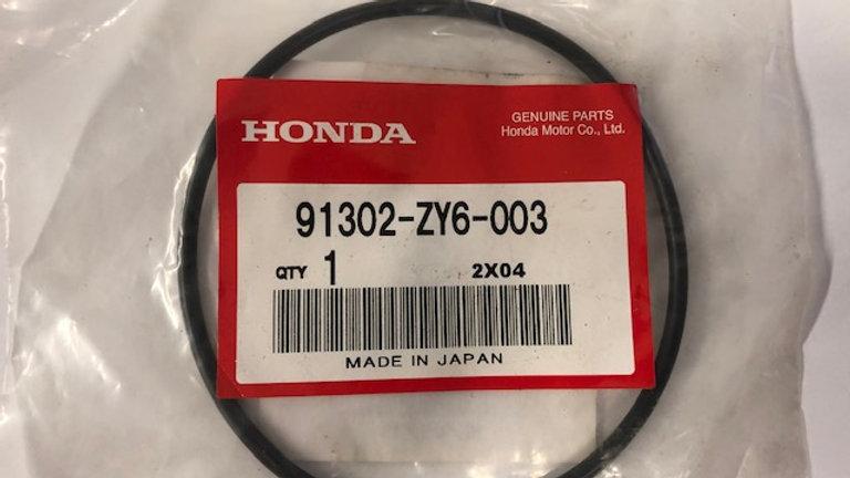 Honda O-Ring 91302-ZY6-003