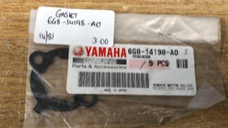 Yamaha Gasket 6G8-14198-A0