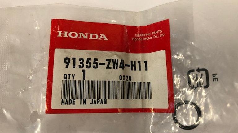 Honda ORing 91355-ZW4-H11