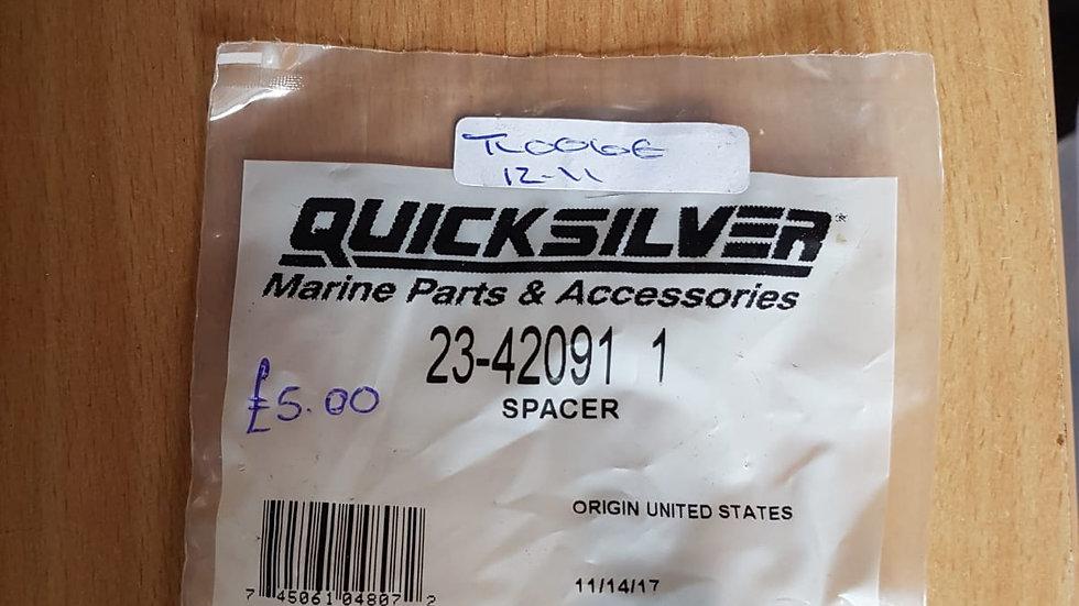 Quicksilver Spacer 23-42091