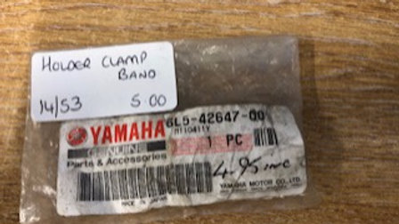 Yamaha Clamp Band Holder 6L5-42647-00
