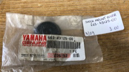 Yamaha Shock Mount Cover 663-43125-00