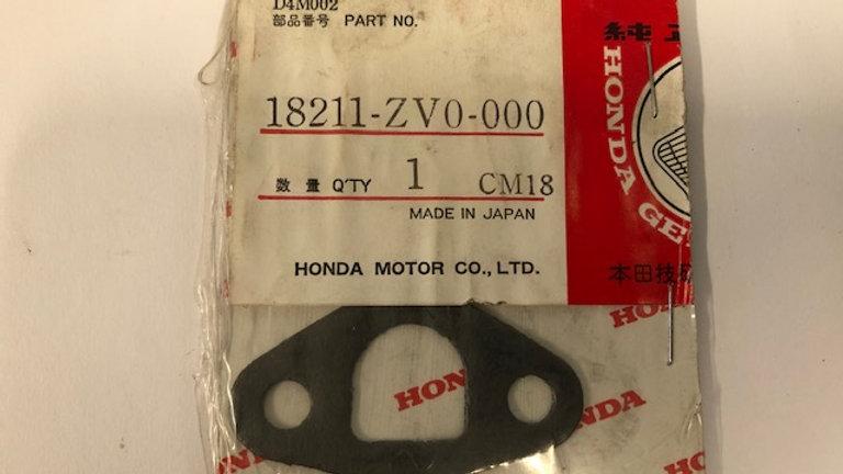 Honda Gasket 18211-ZV0-000