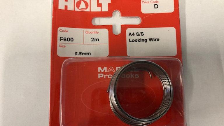 A4 s/s locking wire (soft annealed)