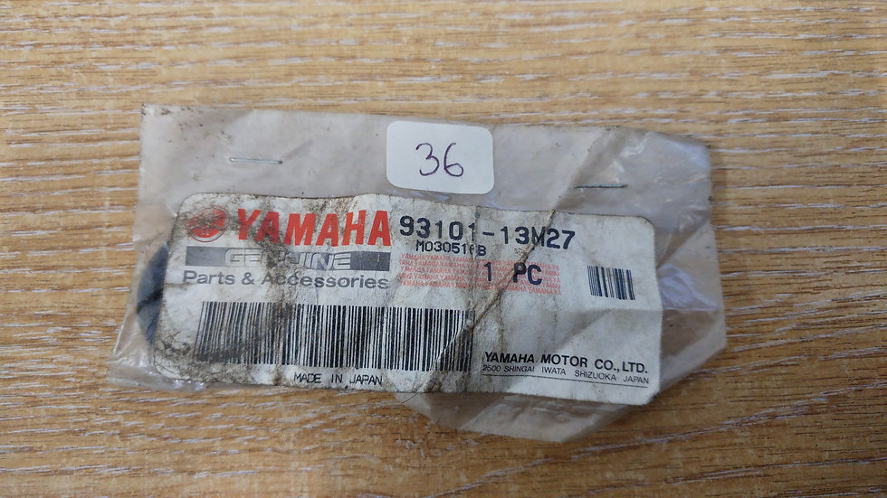Yamaha Oil Seal 93101-13M27