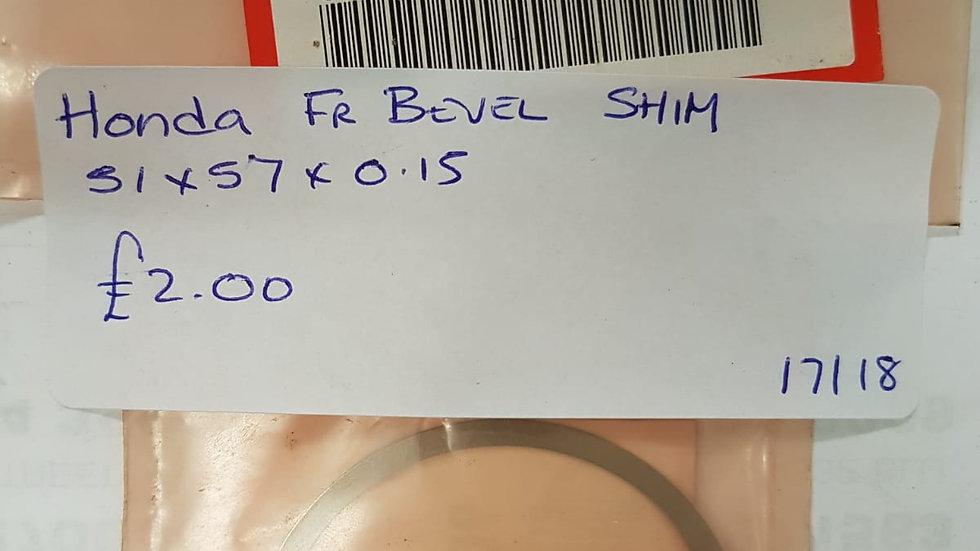 Honda Shim FR Bevel 90529-ZV5-000