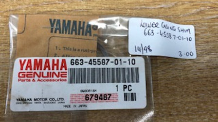 Yamaha Lower Casing Shim 663-45587-01-10