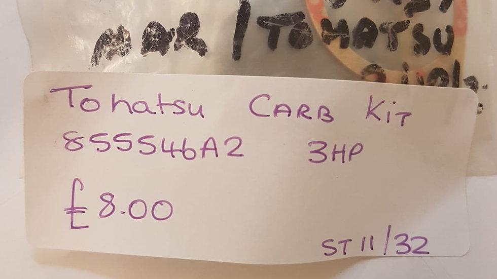 Tohatsu Carburettor Kit 855546A2