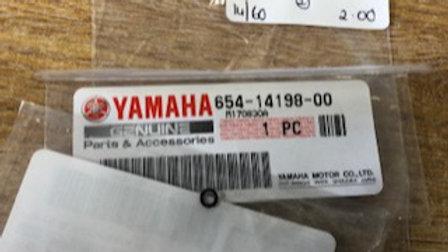 Yamaha Carburettor Gasket 654-14198-00