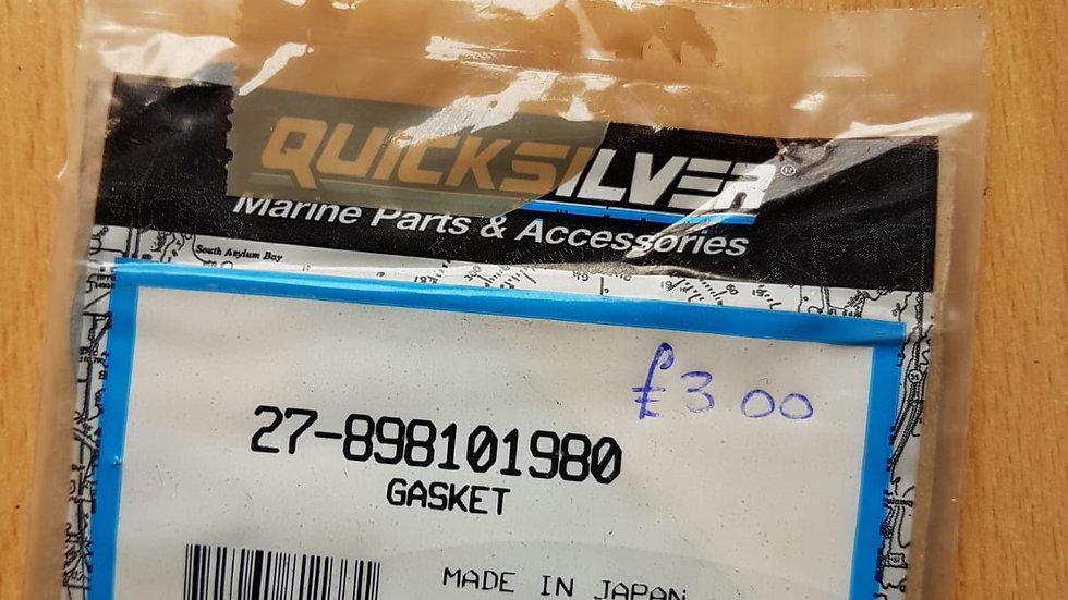 Quicksilver Gasket 27-898101980