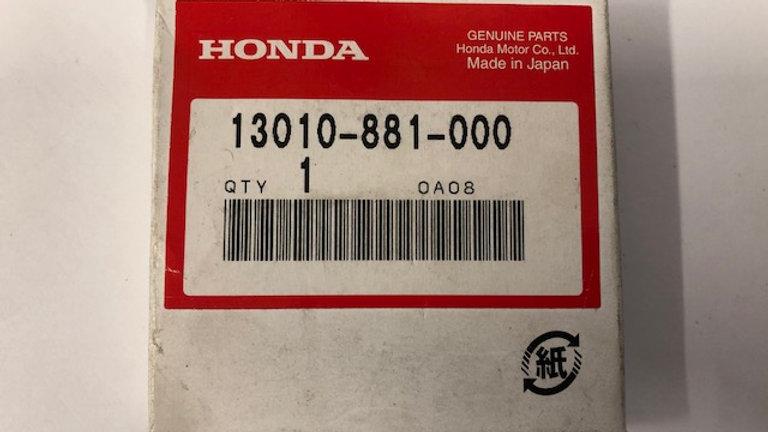 Honda Piston Ring Set 13010-881-000
