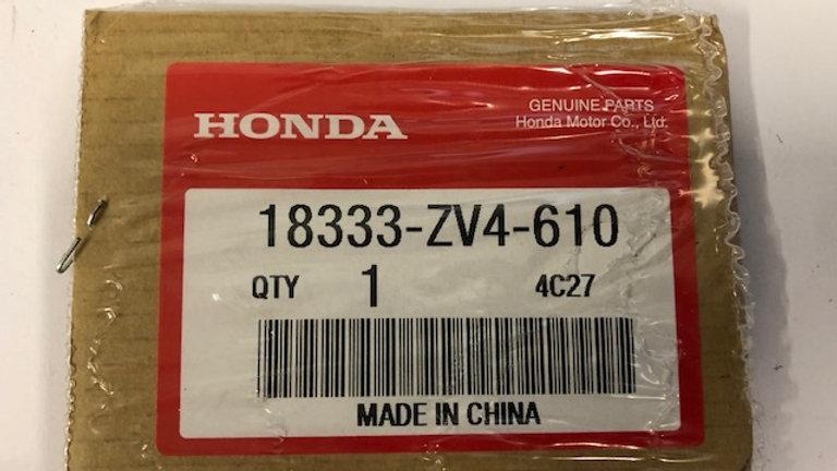 Honda Gasket 18333-ZV4-610