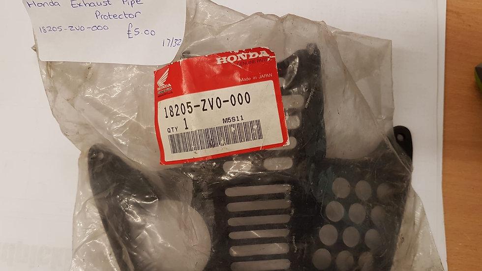 Honda Exhaust Pipe Protector 18205-ZV0-000