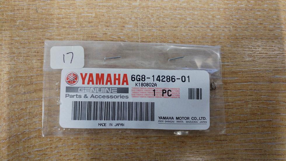 Yamaha Spring 6G8-14286-01