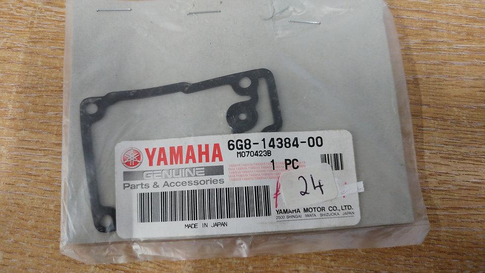 Yamaha Carb Float Chamber Gasket 6G8-14384-00