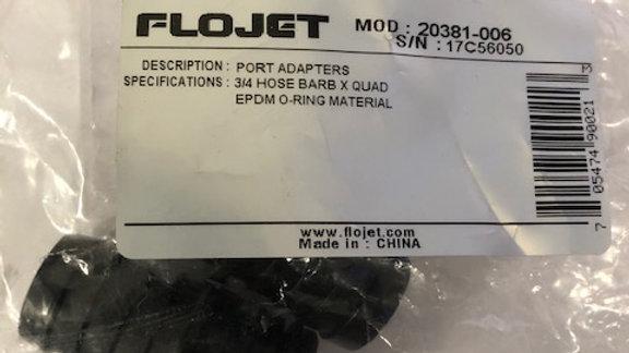 Flojet Port Adapters 20381-006
