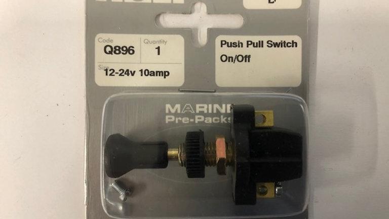 Heavy Duty push-pull switch