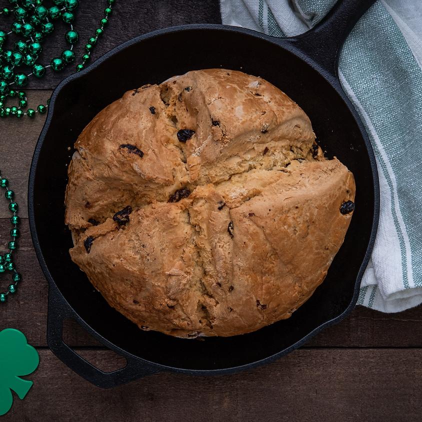 Irish Soda Bread ~ 12 pm